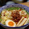 来楽軒 - 料理写真:冷やし台湾ラーメン