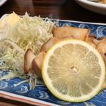 たぬき - エリンギバター焼き