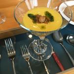 ルプティマラン - 料理写真:スープ