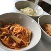 フィナンシェ - 料理写真:やさしいテイストのパスタ
