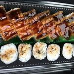 深清鮓 - 穴子箱寿司 細巻