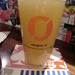 古本とビール アダノンキ - ひでじ金柑ラガー
