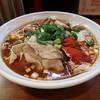 辛口炙り肉ソバ ひるドラ - 料理写真:冷やし醤油そば