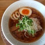 UMAMI SOUP Noodles 虹ソラ - 「冷やしラーメン」(2)(2017年7月13日)