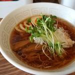 UMAMI SOUP Noodles 虹ソラ - 「冷やしラーメン」(1)(2017年7月13日)