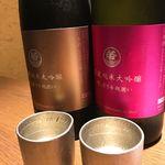 ぽんしゅや三徳六味 -
