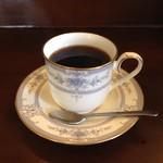 ブルームーンカフェ - ホットコーヒー