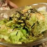 焼肉 金牛 - 金牛サラダ