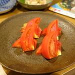 炭火焼鳥 いこか - フルーツトマト
