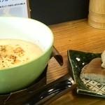 69998704 - 茶碗蒸しラーメンフロマージュ