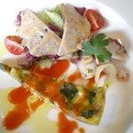 ラ ステラ - 料理写真:前菜