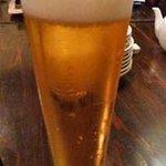 和楽 - 生ビール 750円