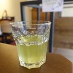 ジェラート専門店 SUGITORA - ☆アイス緑茶!(^^)!☆