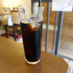 ジェラート専門店 SUGITORA - ☆アイスコーヒー(^^♪☆