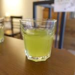 ジェラート専門店 SUGITORA - ☆濃いめの緑茶(^◇^)☆