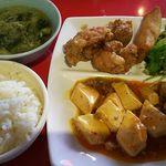 70001206 - 中華食べ放題ランチ   800円