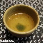 清晨庵  - ドリンク写真:香煎茶