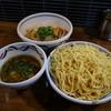 麺鮮醤油房 周月 - 料理写真:つけそば(特盛)&油そば(並盛)