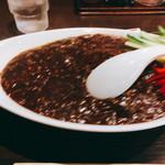 山形五十番飯店 - ジャージャー麺(撮影失敗)