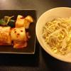 京松蘭 - 料理写真:キムチ ナムル