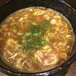 麺や よかにせ - つけスープ☆★★☆量もきっちりOK お客さんのコトを考えてる店かどうかがわかる