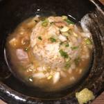 麺や よかにせ - 柚子胡椒イイですね