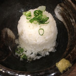 麺や よかにせ - 〆ご飯☆★★☆