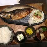 とろさば料理専門店 SABAR - 焼き鯖定食