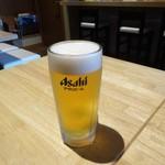 鎌倉おでん波平 - 生ビール
