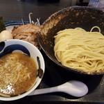 三ツ矢堂製麺 - 201707マル得つけめん 太麺 大盛り(600g) 冷もり 1020円