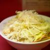 ラーメン二郎 - 料理写真:小ラーメン(野菜増し・ニンニク)