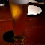 アモーレ 木屋町 - ビール(^^♪グビグビ