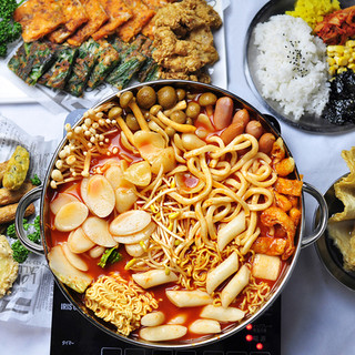 TOP | 新大久保韓国料理ランチ食べ放題プングム[ …