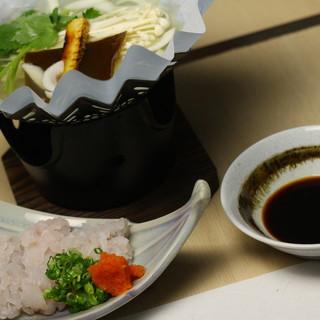 """食べたら解る!醤油やポン酢など、調味料にも""""和""""のこだわり。"""