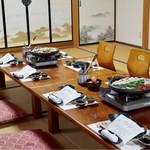 湖国料理 やまじん - 宴会場