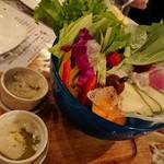 菜園バル CHIBI-CLO -