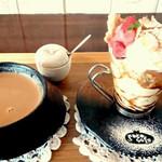 ロコ カフェ - セットのチャイ