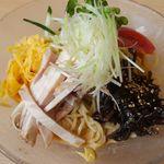 塩元帥 - 料理写真:冷麺。うまい。