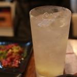 西中島ギョーザ&ワインバルYEBISU -