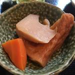 神田 優和ぎ - 小鉢の煮物