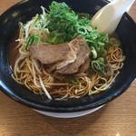 元祖 広島牛骨醤油ラーメン 大嵐 -