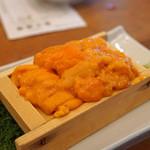 魚三酒場 - 料理写真:生うに