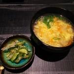 マザーグース - スープと一品