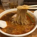 我流担々麺 竹子 -