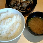 70016969 - トンテキ定食1000円