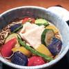 酒とそば まるき - 料理写真:夏季限定・冷やし夏野菜