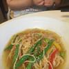 ココモ - 料理写真:和風野菜の塩パスタ