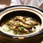 70017073 - 鮎の炊き込みご飯