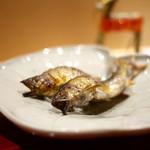 70017075 - 鮎食べ比べ 馬瀬川と愛知川