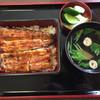 かねいち - 料理写真:うな重(新香付) 2,300円